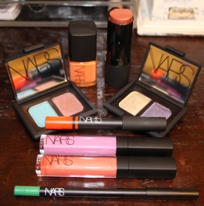 NARS Spring 2014 collection Sneak Peak!!!