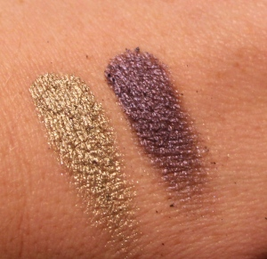 NARS Kauai Eyeshadow Duo swatches