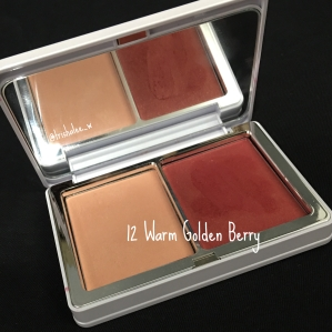 Natasha Denona blush duo shade 12